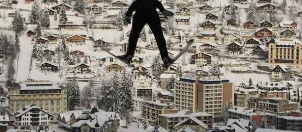 Fotografía de Obwalden: Salto