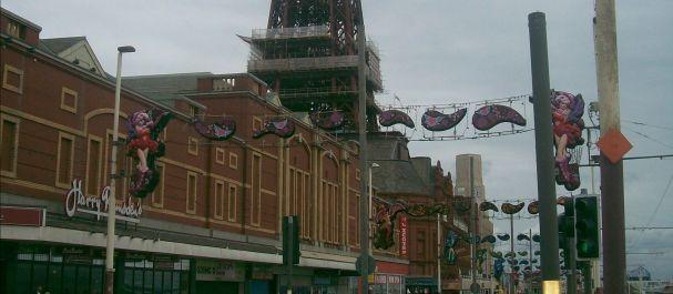 Fotografía de Vereinigtes Königreich: Blackpool