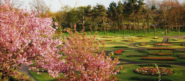 Fotografía de Vereinigtes Königreich: Glasgow - Jardin Botanico