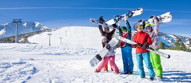 Fotografía de Pirineos Atlánticos: Deportes de nieve