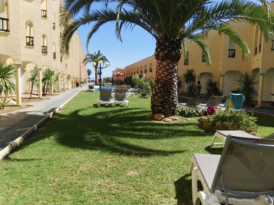 Comentarios aparthotel jardines del plaza pe scola for Jardines del plaza peniscola