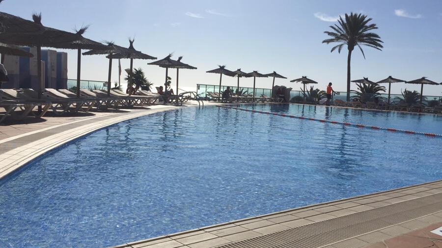 Hotel sbh club paraiso playa jandia for Zimmer auf spanisch