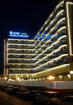 Foto do exterior - Hotel H TOP Calella Palace