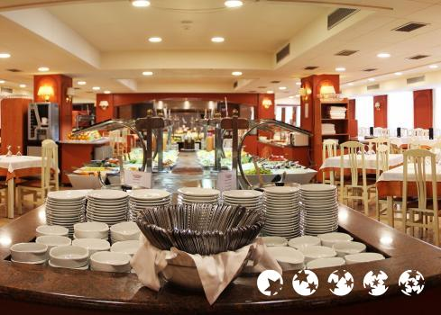 Restaurant - H·TOP Calella Palace Family & SPA