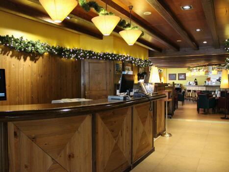 Foto delle aree comuni da Hotel Ski Plaza