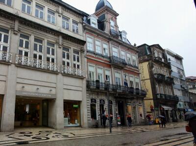 Foto del exterior de Grande Hotel do Porto