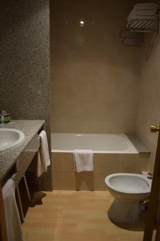 Foto del baño de Hotel City M28
