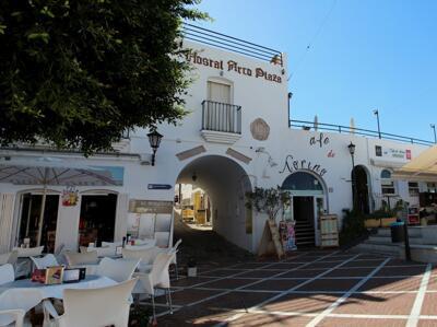 Foto del exterior de Hotel Arco Plaza