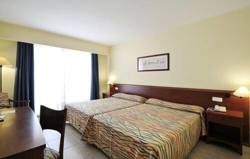 Foto de una habitación de Gran Hotel las Fuentes