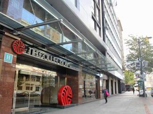 "Foto del exterior de ""Hotel NH Collection Villa de Bilbao"""
