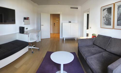 Foto de una habitación de NH Collection Villa de Bilbao