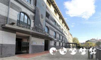 Foto del exterior de Nh Bilbao Zubialde