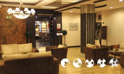 Foto de las zonas nobles de Hotel Conde Duque