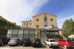 """Foto del exterior de """"Hotel Fenix"""""""