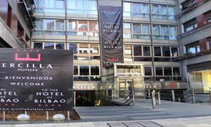 """Foto del exterior de """"Hotel Ercilla"""""""