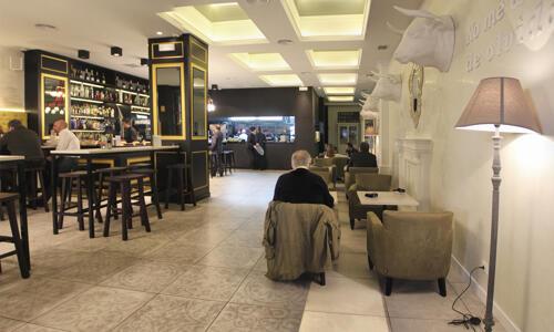 Foto de los servicios de Hotel Ercilla