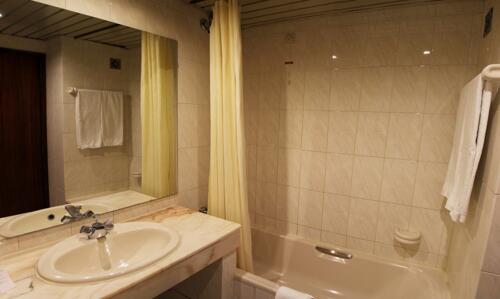 Foto del bagno Hotel Nacional