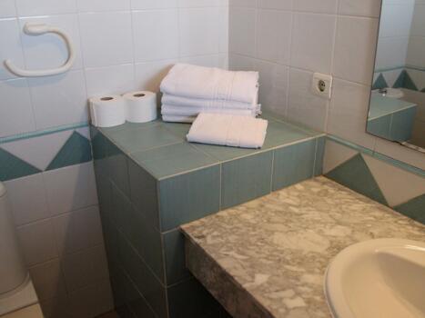 Bathroom – Apartamentos Estrella de Mar