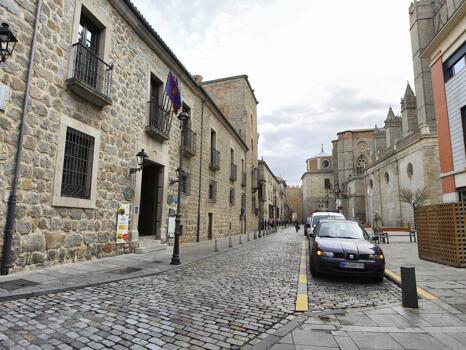 Foto del exterior de Hotel Palacio de Los Velada