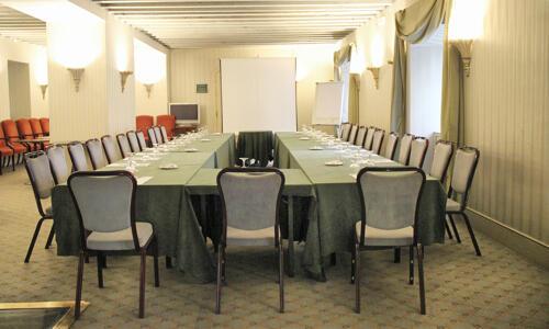 Foto de los servicios de Hotel Palacio de Los Velada