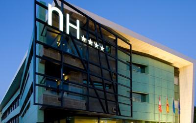 Foto del exterior de Hotel NH Gijón