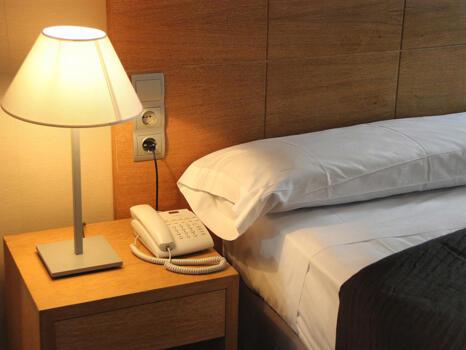 Foto de una habitación de Eurohotel Castellón