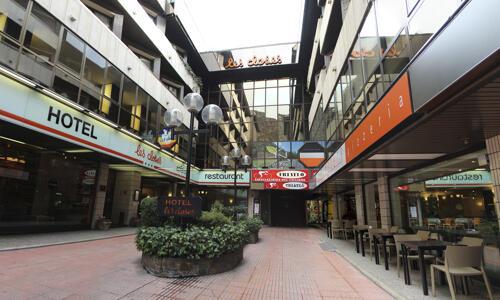 Foto del exterior de Hotel Les Closes