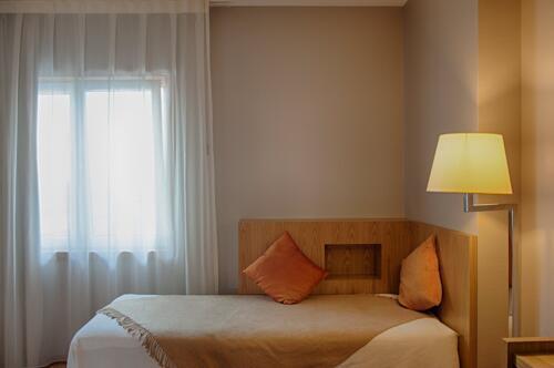 Foto de una habitación de Hotel Oslo