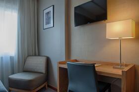 """Foto de una habitación de """"Hotel Oslo"""""""