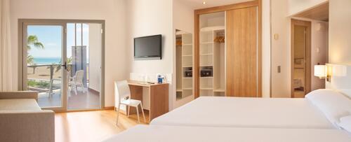 Foto de una habitación de RH Bayren Hotel & Spa