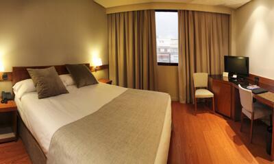 Foto de una habitación de Hotel Carlton Rioja