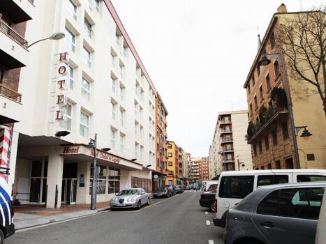 Foto del exterior de Hotel Ciudad de Logroño