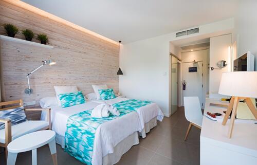 Foto de una habitación de Hotel FERGUS Style Palmanova