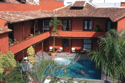 Foto del exterior de Hotel San Roque