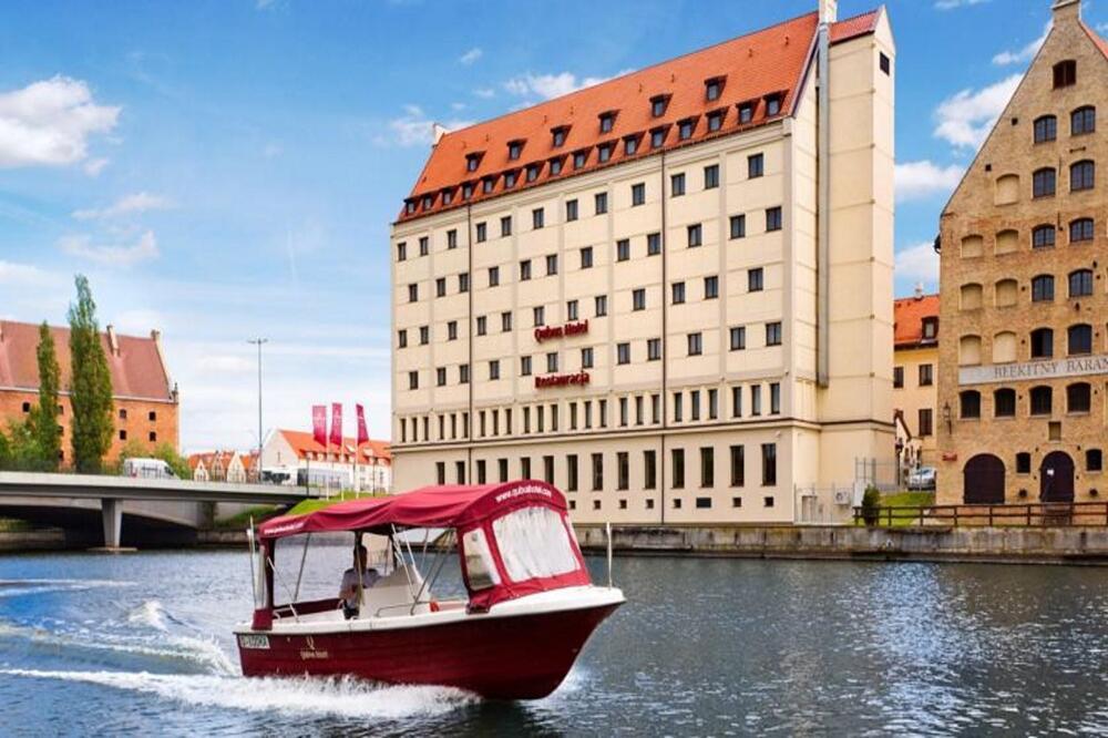 Qubus Hotel Gdansk, Gdansk - Reserving com