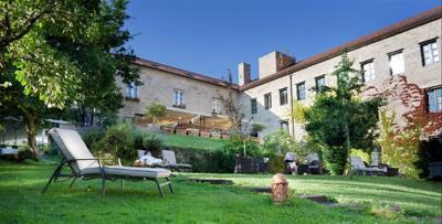 Foto del exterior de A Quinta Da Auga Hotel Spa Relais & Chateaux