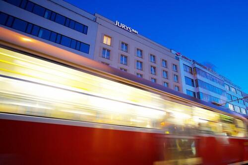 Foto degli esterni Jurys Inn Prague