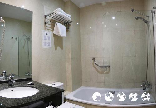 Foto del baño de Hotel Pradillo Conil