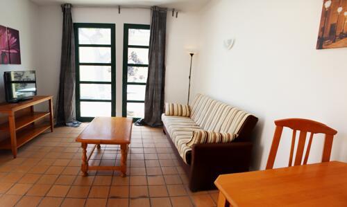 Foto de una habitación de Bungalows El Cardonal