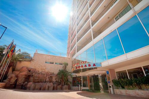 Foto del exterior de Hotel Servigroup Torre Dorada