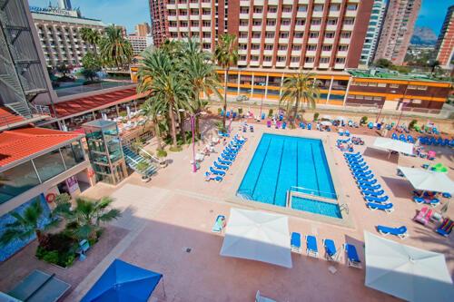 Foto del entorno de Hotel Servigroup Calypso