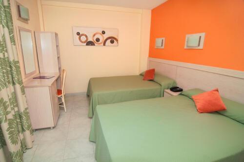 Foto de una habitación de Hotel Servigroup Calypso