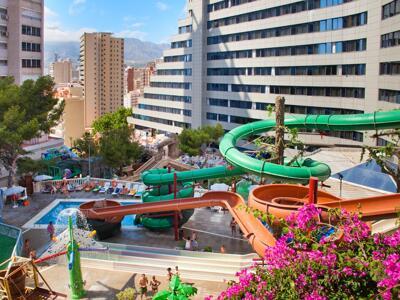 Foto de los servicios de Hotel Magic Aqua Rock Gardens