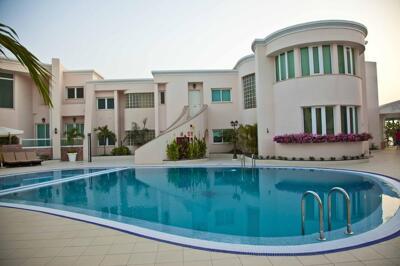 Facilities – Complejo Flamingo Suites
