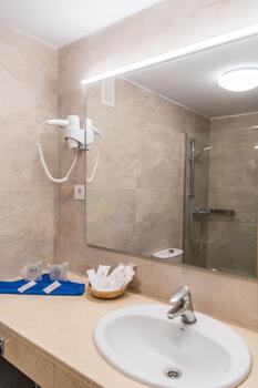Badezimmer - Apartamentos Dunas Club