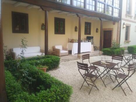 Foto del exterior de Hotel Casa de Tepa