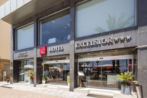 Foto del exterior de Hotel Excelsior