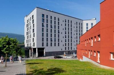 Foto do exterior - Hotel Gran Bilbao