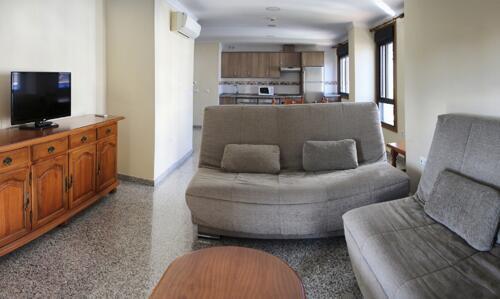 Foto de una habitación de Apartamentos Nuriasol