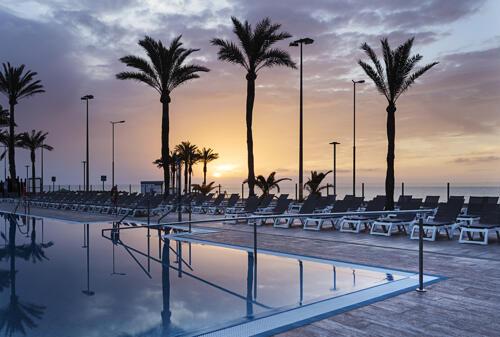 Foto de los servicios de Hotel Best Sabinal